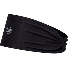 Buff CoolNet UV+ Mountain Collection Hoofdband, solid black